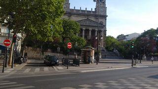 サン ヴァンサン ドゥ ポール教会