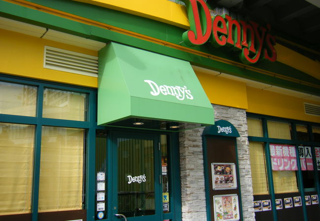 デニーズ 東京ドームシティ店
