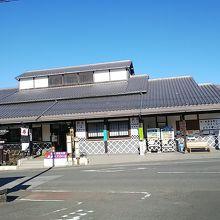 いすみ鉄道大多喜町駅前