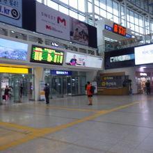 国鉄ソウル駅