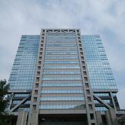 蒲田駅東口の再開発地区アロマスクェア