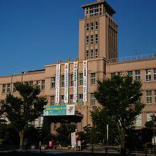 大牟田市庁舎