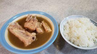 黄亜細肉骨茶餐室 (ランゴーンロード店)