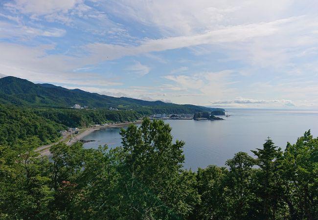 プユニ岬展望台