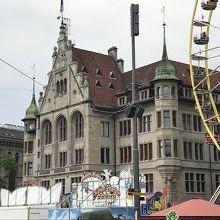 チューリッヒ市庁舎