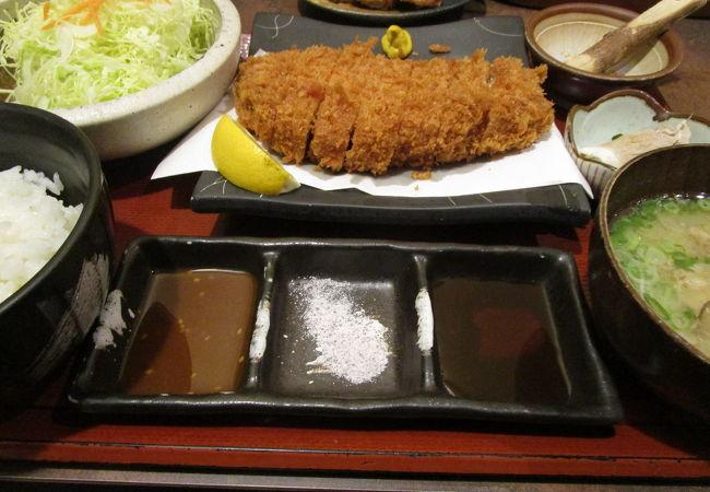 黒かつ亭 中央駅本店