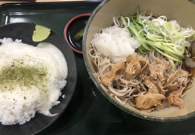 名代 箱根そば 小田原店