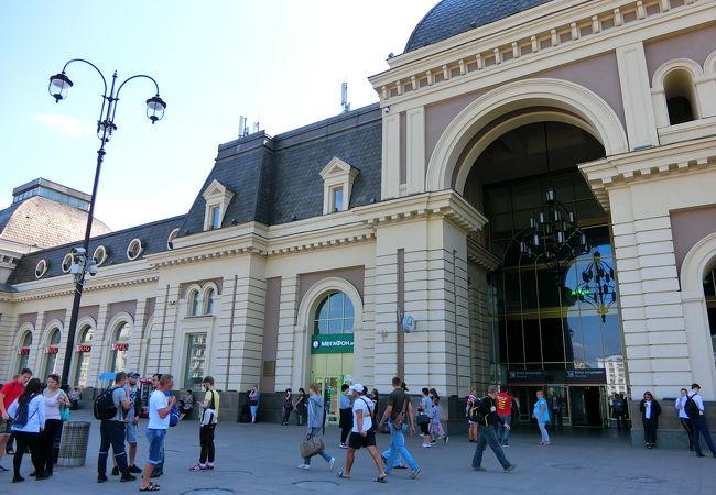 パヴェレツ駅
