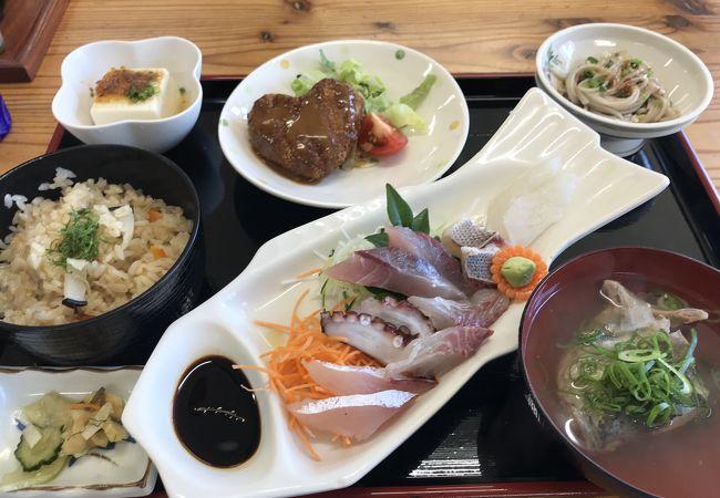 相島地域産物展示販売所 丸山食堂