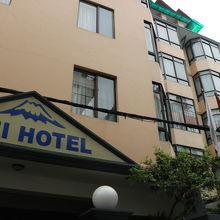 ホテル フジ
