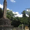 写真:後醍醐天皇行在所跡
