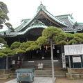 写真:題経寺(柴又帝釈天) 帝釈堂
