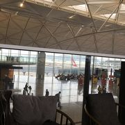 PLAZA PREMIUM LOUNGE (Hong Kong International Airport)