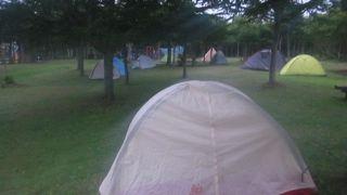 稚内 森林公園 キャンプ場