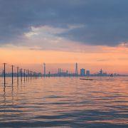 日本のウユニ塩湖!木更津の江川海岸