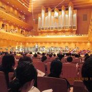 東京シティ・フィルの定期演奏会にやってきました