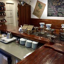 カフェ 茶房 未来
