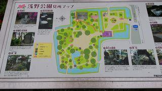 浅野公園(愛知県一宮市)