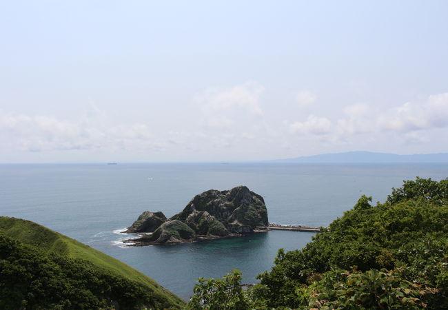 武井の島展望台(憩いの丘公園)
