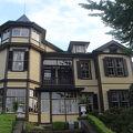 写真:外交官の家