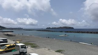 本村前浜海水浴場