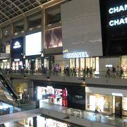 高級ショッピングモール