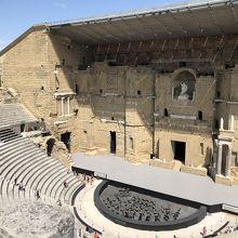 オランジュの古代劇場
