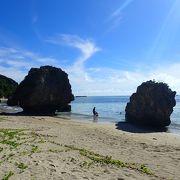 穴場ビーチのムルク浜でシュノーケリングをしました。