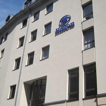 ヒルトン ドレスデン ホテル