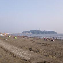 江の島海岸