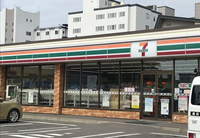 セブンイレブン 斜里本町店