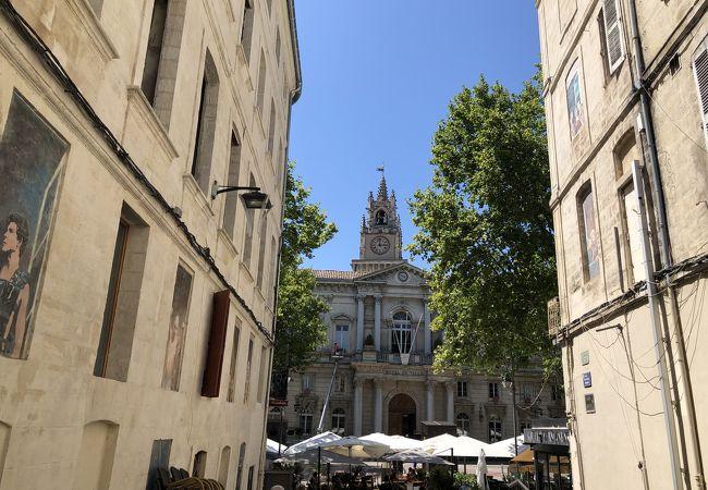 時計台広場