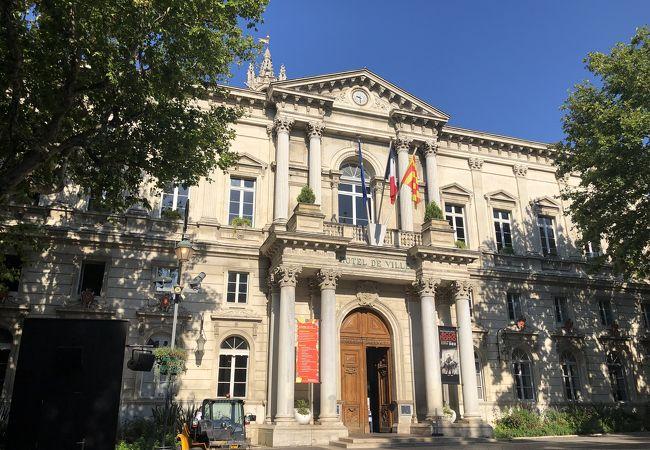 市庁舎 (アヴィニヨン)