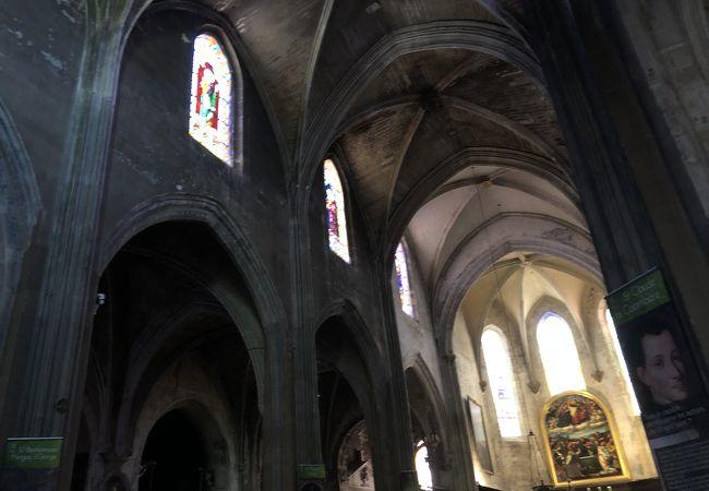 サンタグリコール教会