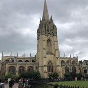 オックスフォードの教会
