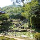 大通寺庭園