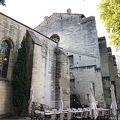 写真:Eglise du Couvent des Celestins (アヴィニョン)