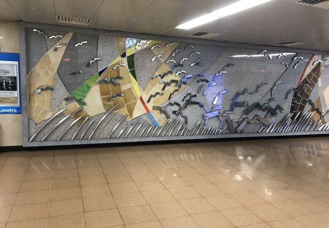 地下鉄海雲台駅