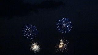 もんべつ観光港まつり オホーツク花火の祭典