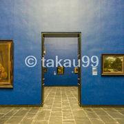 レンブラントやフェルメールなど超有名画家の作品が数多く展示されています。