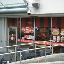 ティムホートンズ (ウエストジョージアストリート店)
