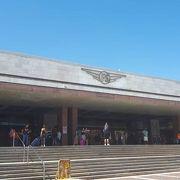 ミラノ中央駅から