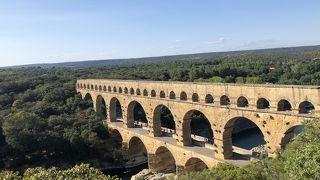 2000年前の水道橋