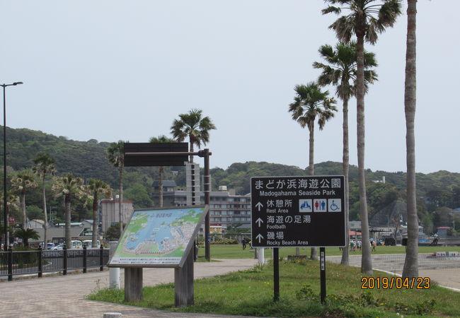 まどが浜海遊公園