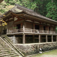 室生寺金堂