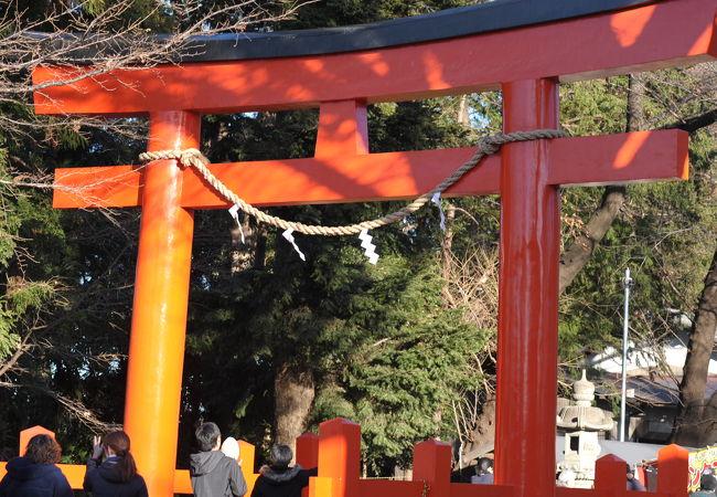 諏訪神社 (大和市)