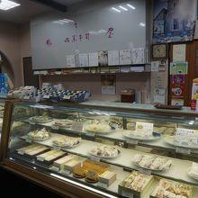 御菓子司 保々屋 寺町店