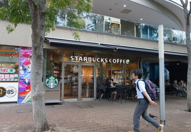 スターバックス コーヒー 東京ドームシティミーツポート店