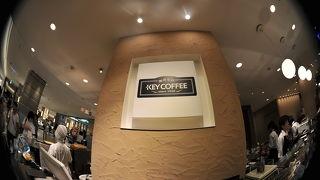 キーコーヒー 三越銀座店