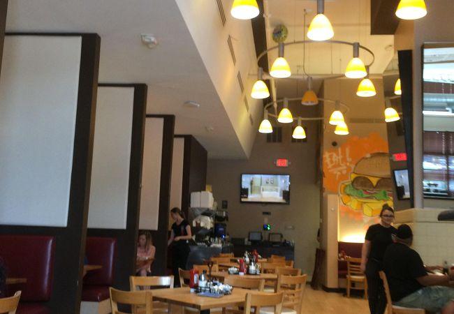 ハドソン カフェ